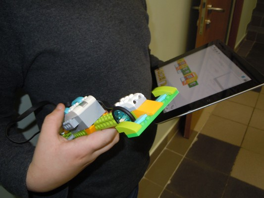 Робототехника. Лего.